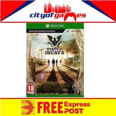 State of Decay 2 Xbox One Game New & Sealed In Stock