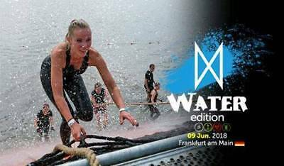 Strong Viking Water Edition Ticket Frankfurt 09 Juni 2018 MUDDOR