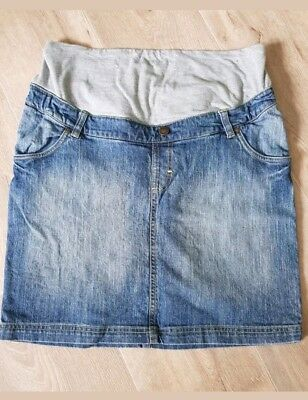 JESSICA Umstandsrock Jeans ROCK, Gr. M, Top Zustand