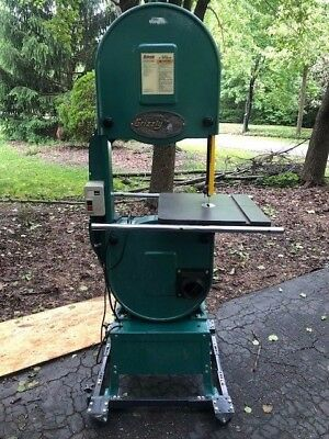 "Grizzly G1012 18"" Bandsaw 3 speed  Band Saw"