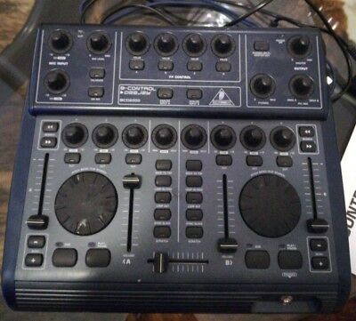 BEHRINGER BCD2000 MAC AUDIO DRIVER DOWNLOAD FREE