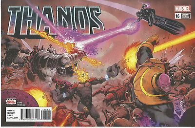 Thanos #16 3rd Printing Variant