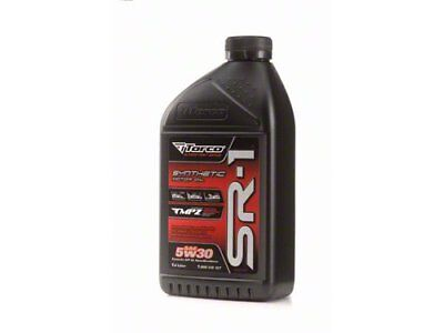 Torco SR1 Synthetic Motor Oil 5w30 1Liter Bottle