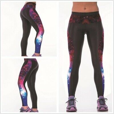 Women's Running Pants Compression Tights Leggings Fitness Yoga Pants