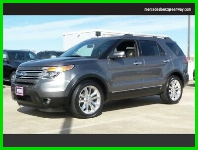 Ford Explorer Limited 2013 Limited Used Turbo 2L I4 16V Automatic Front Wheel Drive SUV Moonroof