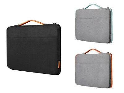 Inateck 15 inch Water Resistant Laptop Case Shockproof 600D Polyester Fabric