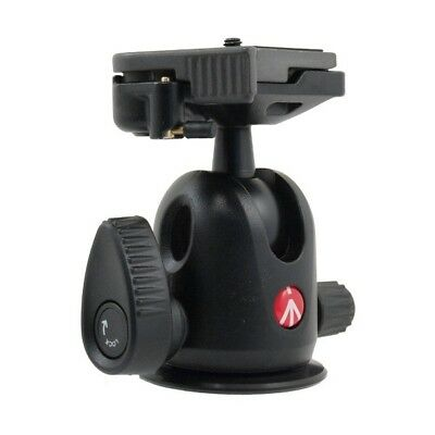 Manfrotto 496RC2 Compact Trailer Ball with Quick Release Plate 200PL Ball Head