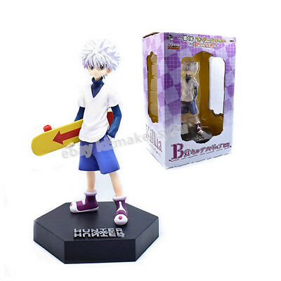 "Hunter X Hunter Killua Zoldyck Figure 8"" Toy New in Box"