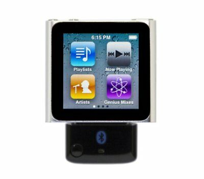 KOKKIA i10s (NEW Luxurious Black) Tiny Bluetooth iPod Transmitter Japan new.
