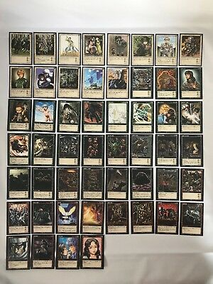 BERSERK Trading card BK4 Common Uncommon 52 Cards Complete set Japanese Anime