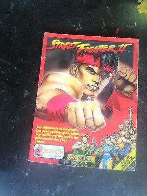 Album FR Street fighter II collection merlin manque 3 stickers