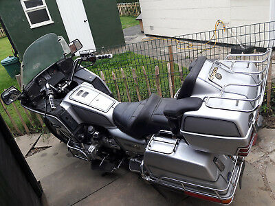Honda Goldwing 1200 interstate