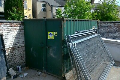 16ft used shipping container, Salford,
