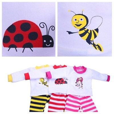 Fashion Set Pajamas Clothes and Accessories  for 18 inch Girl Doll Pajamas Cloth