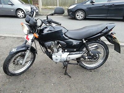 HONDA CG125 (price reduced)