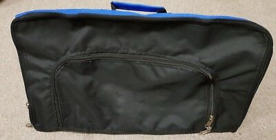 ***brand New***adjustable Hurdle Carry Bag Soccer, Netball, Afl, Rugby, Athletic