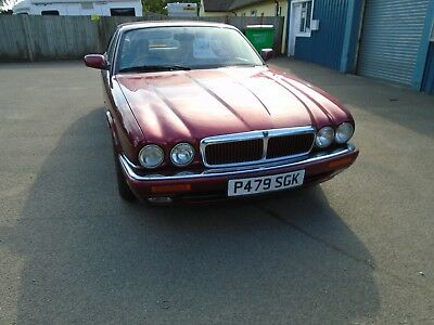 1997 Jaguar XJ6 4.0 sport auto red