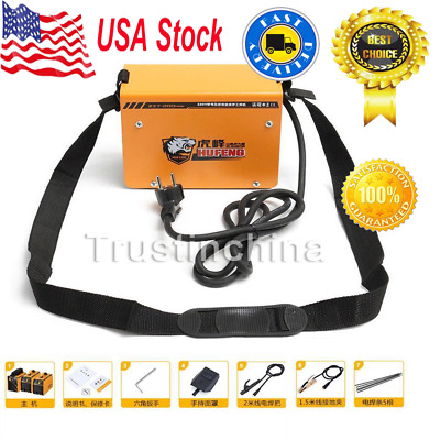 ZX7-200 MMA ARC Welder DC IGBT Welding Machine Solder Inverter w/ Clamp & Clip t