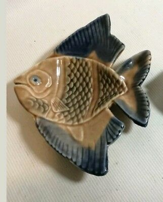 Wade Angel Fish Pin / Dish Tray Vintage