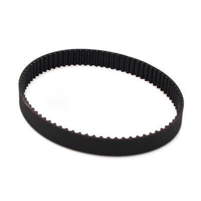 B63-B67 MXL Rubber Pulley Timing Belt Close Loop Synchronous Belt 6/10mm Width