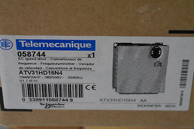 Telemecanique Atv31Hd15N4 Neu