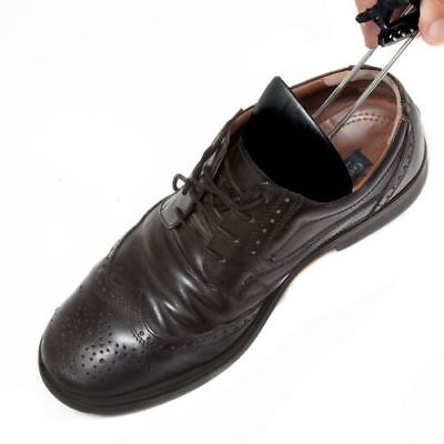 Pairs of MENS SHOE TREES STRETCHERS in Black for UK Sizes 6-12 *UK SELLER* 3273