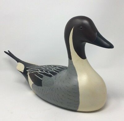 Pintail Duck Decoy Vintage Jack Russell Pin Tail 1993 #171
