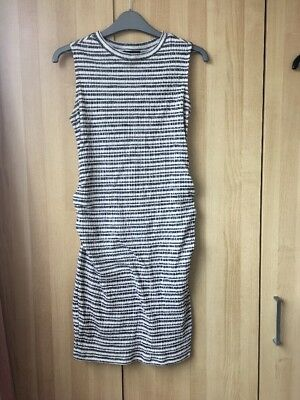 New Look Maternity Dress Summer Size 8