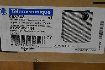 Telemecanique Atv31Hd11N4 Neu