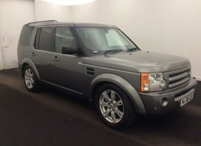 09 Land Rover Discovery 3 2.7 Tdv6 Hse **7 Seat, Nav, Leather, Rear Screens**