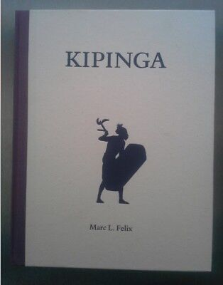 Kipinga. Throwing-Blades of Central Africa. Wurfklingen aus Zentralafrika.