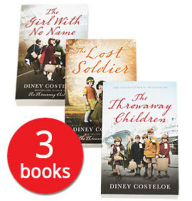 Diney Costeloe Collection - 3 Books
