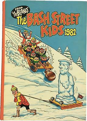 PRE-OWNED The Bash Street Kids Annual 1982 Hardback Book