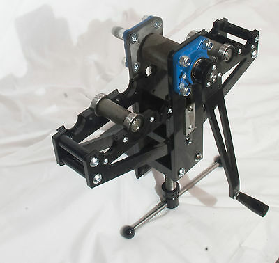 New Ring Roller, bender, Flat/ round, pipe, box, tube, with crank handle