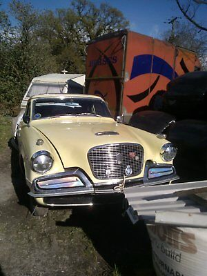 1956 Studebaker Flight Hawk 185ci 6 cyl.