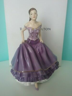 **Royal Doulton Pretty Ladies NATALIE Petite of the Year 2012 HN 5545