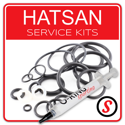 HATSAN airguns O-Ring seal rifle service kit - AT44 & AT44-10