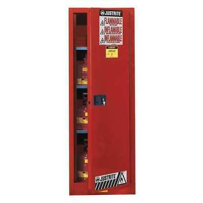 Flammable Cabinet,54 Gal.,Red
