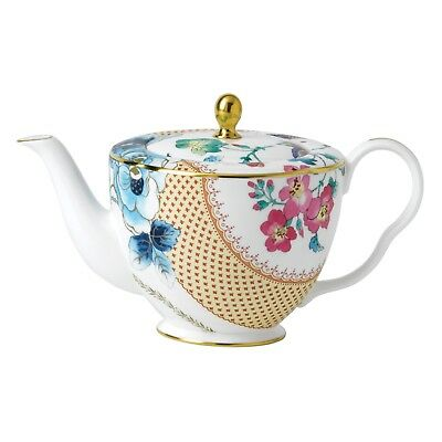 NEW Wedgwood Butterfly Bloom Teapot 1L