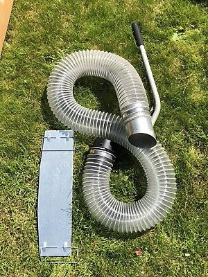 Billy Goat Hose Kit Accessory for Billy Goat KV/TKV Wheeled Vacs - RRP £269