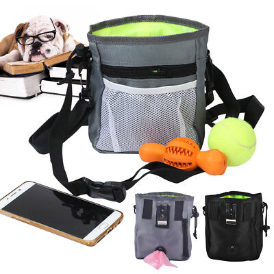New Puppy Pet Dog Obedience Food Snack Training Travel Treat Bag Pouch Organizer