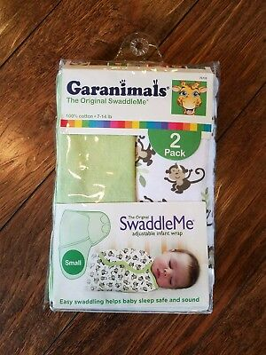 Swaddle Me Adjustable Infant Wrap size small