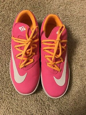 0703e642ac7 GIRLS YOUTH 1 Nike KD Kevin Durant Peanut Butter Jelly Athletic ...