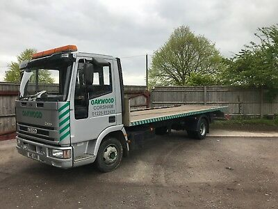 Iveco Tilt & Slide Recovery Truck Roger Dyson Hydraloder,Spares/Repair/Export