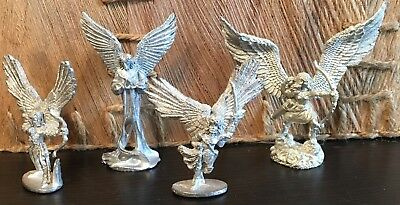 Angels (Males & A Female) - 25-28mm Metal Miniatures