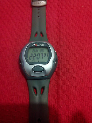 POLAR A5 Heart Rate Monitor Watch