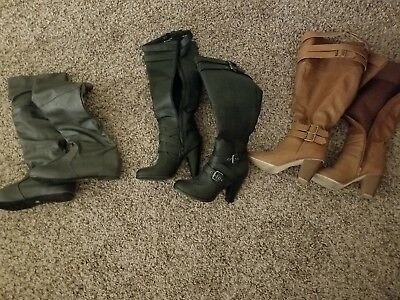 Boots lot