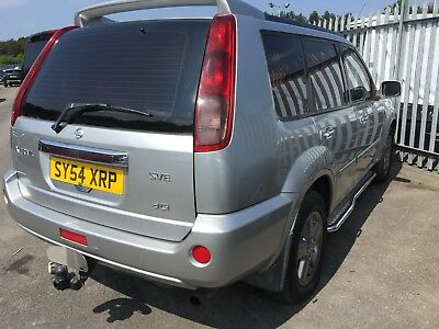 54 Nissan X-Trail 2.2 Dci 136Bhp **nav, Leather, Panoramic Roof, 4 Services Etc