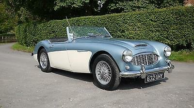 Austin Healey 3000 Mk1 1961 - A Very Beautiful Example - Walk Around Video