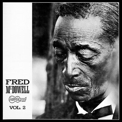 Mississippi Fred McDowell - Fred McDowell, Vol. 2